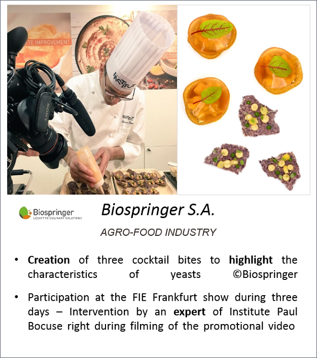 Exemple Biospringer