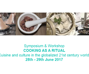 vignette_Symposium and Workshop Cooking as a ritual